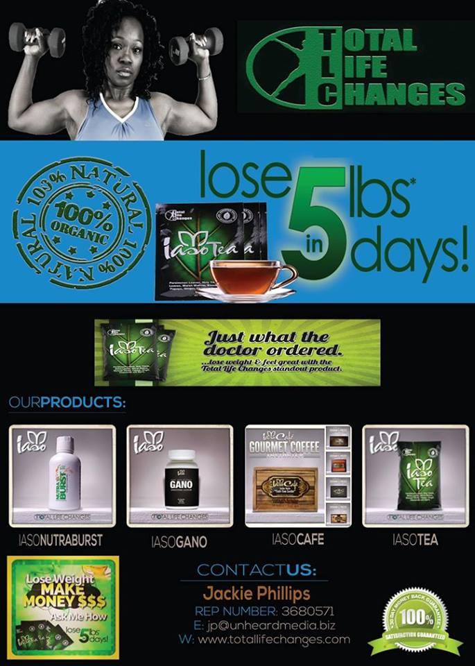 It's getting warmer...let's get started 5 pounds in 5 days www.totallifechanges.com #3680571